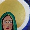 MARIE ACHAT TABLEAU PEINTURE MODERNE : AORIE