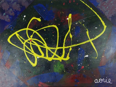 TRACIS ACHAT TABLEAU PEINTURE MODERNE : AORIE