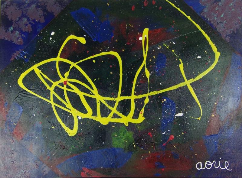 TRACIS ACHAT TABLEAU PEINTURE MODERNE : AORIE